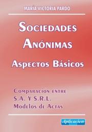 estatutos de sociedades anonimas: